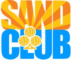 The Sand Club | Arizona Beach Volleyball Logo